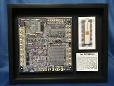 The Texas Instruments 9900 - First True 16-bit Microprocessor (TMS9900JDL,CPU