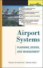 Airport Systems: Planning, Design, and Management-ExLibrary