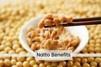 10pcs Organic Natto Starter - Cultures for Health Bacillus Subtilis DIY.