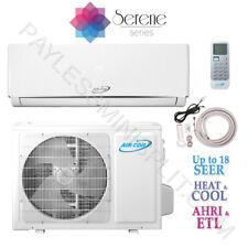 12,000 BTU Ductless Mini Split Air Conditioner Heat Pump 17 SEER AC Unit Air-Con