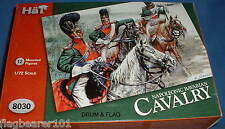 BAVARIAN CAVALRY. HAT 8030. NAPOLEONIC WARS. 1/72 SCALE PLASTIC