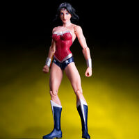 DC Comic Book Hero Justice League Wonder Woman Action Figure PVC Toy