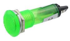 Green 10mm Panel Indicator Warning Light 230V