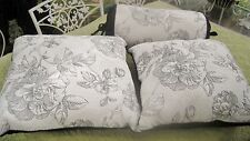Lenox Moonlit Garden Throw Pillows Set of Three New With Tags