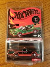 2017 Hot Wheels RLC Exclusive Holiday DC Comics Classic TV Series 66 Batmobile!!