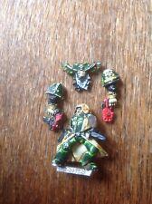 Warhammer 40k Chaos Space Marine Lord Cypher. el Ángel caído Metal.