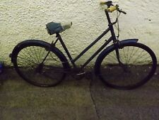 bsa bike bicycle for restoration - vintage classic