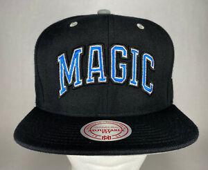 Mitchell and Ness NBA Orlando Magic Jordan 10 Snapback Hat, Cap, New