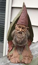"Tom Clark 1985 Gnome Figurine ""Holder� by Cairn Studio - Book Holder - Ed. #86"