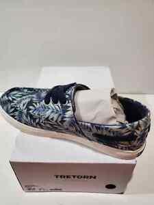 TRETORN Motto 4 Boat Shoe