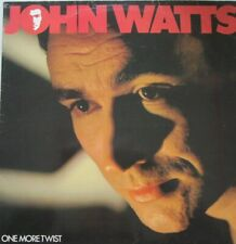 JOHN WATTS - ONE MORE TWIST  - LP (ORIGINAL INNERSLEEVE)