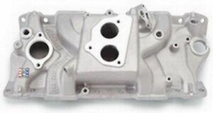 EDELBROCK SBC Performer TBI Manifold - w/EGR P/N - 3704