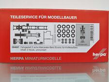 Herpa 084697 - 1:87 - BS Fahrgestell Mercedes-Benz Econic für Kofferaufbau NEU