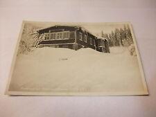 alt Postkarte Ansichtskarte AK Melzergrundbaude Riesengebirge Schlesien vor 1945