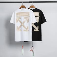 Hot Fashion 2020 Off-White Tape Arrows Cotton T-shirt