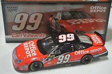 1/24 Carl Edwards #99 Office Depot 2007 Ford Fusion NASCAR Diecast Car by Action