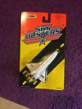 1994 MATCHBOX SKYBUSTERS NASA SPACE SHUTTLE MOC