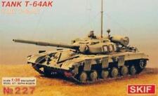 T-64 Ak mando soviético Mbt 1/35 Skif Raro