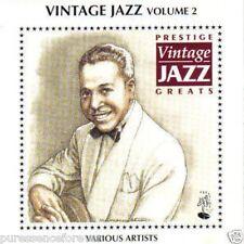 ELLINGTON/JAMES/GOODMAN/REINHARDT - Vintage Jazz Volume 2 (UK 13 Tk CD Album)