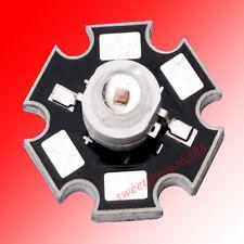 5pcs 1W Red HIGH POWER LED Star 140° 1watt  red LED Lamp Light Free Shipping