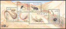 Namibia 2000 Namib Desert/Dunes/Snake/Lizard/Beetle/Reptiles/Birds 6v m/s (b900)