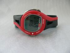 MIO Motiva Petite Heart Rate Monitor Calorie Management Women's Watch Red/Black