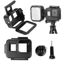For GoPro Hero8 Black Action Camera Accessories Protective Housing Shell Frame