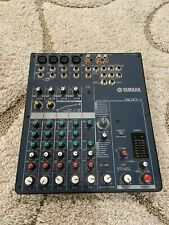 Yamaha Mg82Cx Mixing Console w/ Power Supply Great Condition