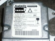 Renault Trafic réparation calculateur airbag