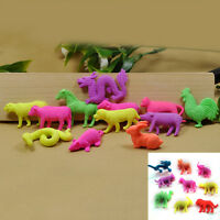 10x/Set Magic Growing In Water Sea Creature Animals Bulk Swell Toys Kid Gift NTA