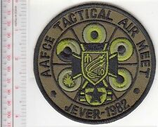 NATO Tactical Air Meet 1982 Germany Allied Air Force Europe Wittmund & Jever Air