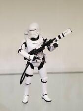Hasbro Star Wars The Black Series 6in first order flametrooper 16 complete loose