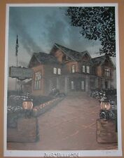 Six Feet Under Tim Doyle Fisher Men Signed Artist Proof Poster Print Art