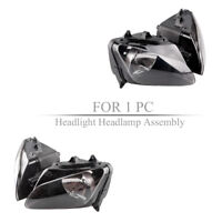 Front Headlight for Yamaha YZF 1000 R1 2000 2001 Clear Headlamp Light Assembly