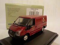 Model Van, New Royal Mail, Ford Transit, 1/76 New