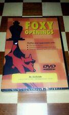 CHESS DVD FOXY OPENINGS # 46 SICILISIDE NIGEL DAVIES