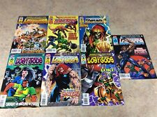 JOURNEY INTO MYSTERY #504,505,506,507,508,509,510 LOT OF 7 COMIC NM 96/97 MARVEL