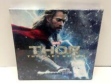 The Art of Thor The Dark World (2013) Hardcover w/Slipcase NEW & SEALED Marvel