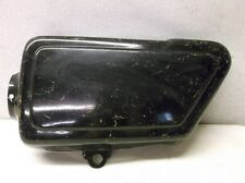 Used Left Metal Side Cover for 1974-1977 Yamaha XS650