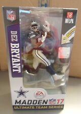 Dez Bryant McFarlane EA Sports Madden NFL 17 Series 3 Fast Shipping