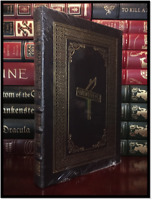 The Women of Brewster Place ✎SIGNED✎ by GLORIA NAYLOR New Easton Press Leather