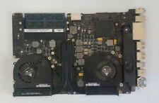 """Apple MacBook Pro 15"""" A1286 2011, 2.2GHz Core-i7 4GB RAM Logic Board Motherboard"""