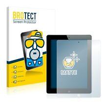 2x Brotect matt Schutzfolie für Apple iPad 4. Generation Displayfolie