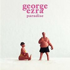 GEORGE EZRA - PARADISE   VINYL LP SINGLE NEW!