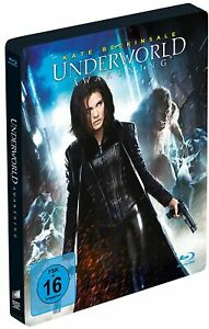 °UNDERWORLD AWAKENING° SteelBook Blu-ray 3.Sequel mit Kate Backinsdale