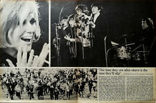 More details for the rolling stones the time they use aftershave is the time... article 1964