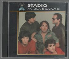 STADIO ACQUA E SAPONE CD MADE IN ITALY