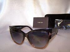 Authentic Tom Ford Anoushka TF 371 c 20B  Cat Eye  Sunglasses