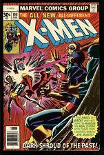 X-Men #106 vs. Angel - Fine/Very Fine