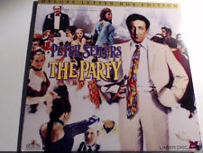 Peter Sellers The Party widescreen laserdisc excellent shape
